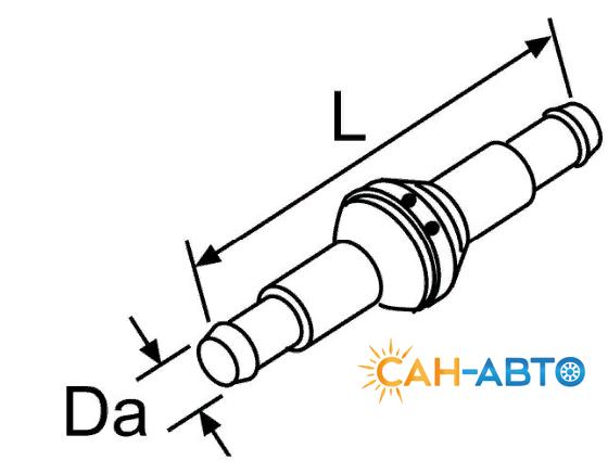 Обратный клапан / СЕ (12754A).