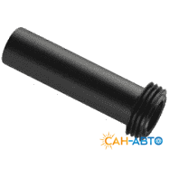 Соединительный патрубок 18х18 - предназначается для замены вышедшей из строя запасной части Webasto (Вебасто) с артикулом (66906B).