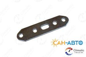 Патрубок соединительный 14х20 (металл) / ВБ (1319722A).